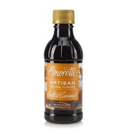 Amoretti Artisan  Salted Caramel Flavor 4oz