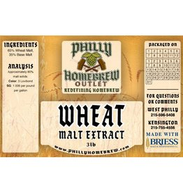 PHO PHO 3lb Bavarian Wheat LME Malt Extract