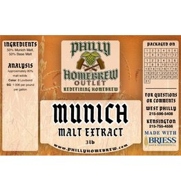 PHO PHO 3lb Munich LME Malt Extract