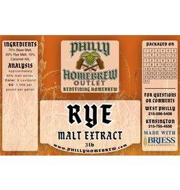 PHO PHO 3lb Rye LME Malt Extract