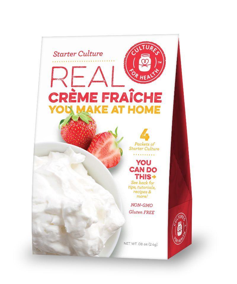 Cheese (Creme Fraiche) Starter Culture (Cultures for Health)