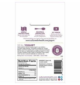 Yogurt (Heirloom Varities) Starter Culture (Cultures for Health)