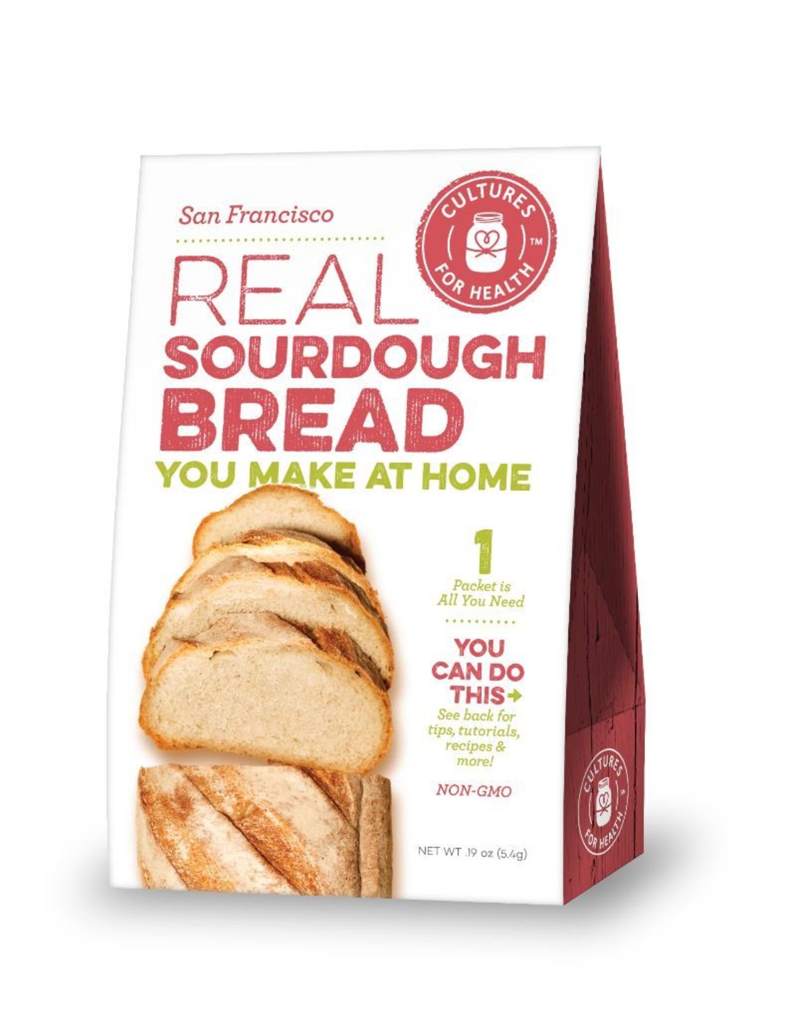 Sourdough (San Francisco) Starter Culture (Cultures for Health)