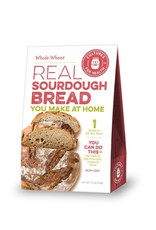 Sourdough (Whole Wheat) Starter Culture (Cultures for Health)