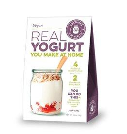 Yogurt (Vegan) Starter Culture (Cultures for Health)