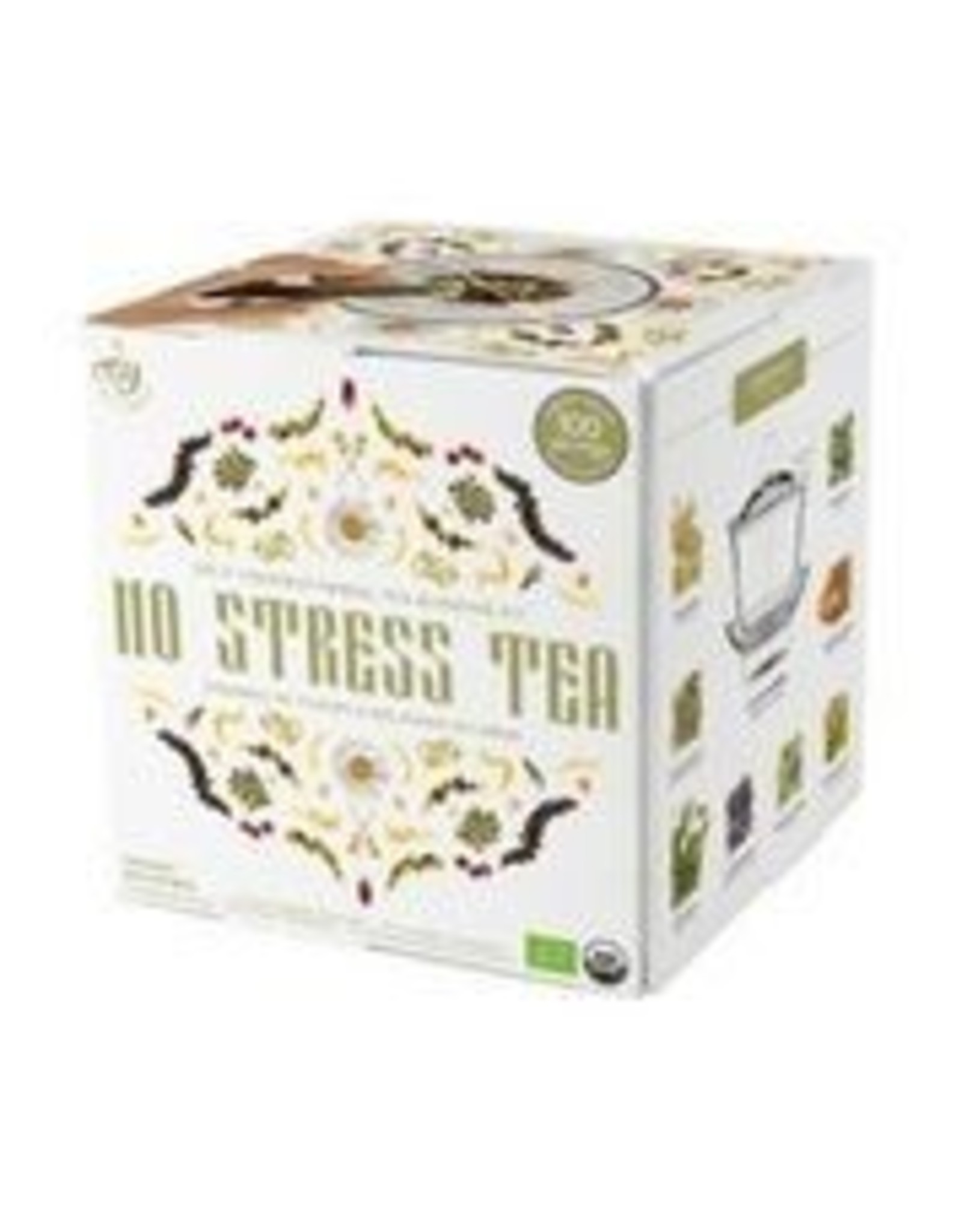 No Stress Tea Kit Philly Homebrew Outlet
