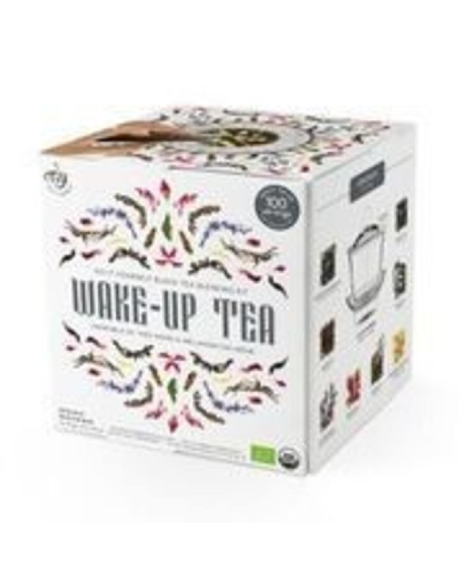 Wake Up Tea Kit