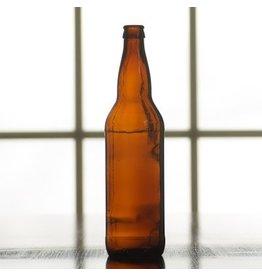 22 Oz Amber Beer Bottles 22oz Case