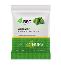 Warrior (US) Pellet Hops 8oz