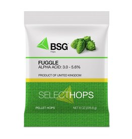 Fuggle (UK) Pellet Hops 8oz