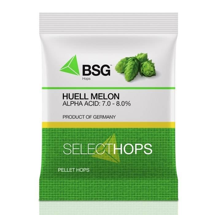 GR Huell Melon Pellets 8 oz