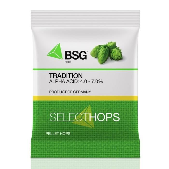 Tradition (GE) Pellet Hops 8oz