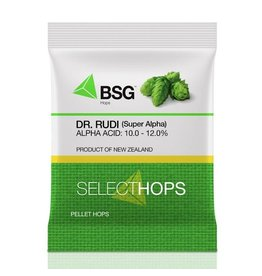 Dr.Rudi (NZ) Pellet Hops 8oz