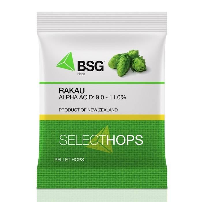 Rakau (NZ) Pellet Hops 8oz