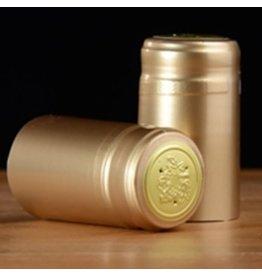 PVC Gold Shrink/Capsule 500ct