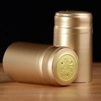 Gold PVC Shrinks 30/Bag