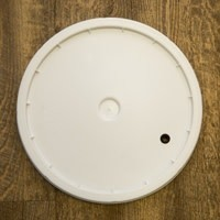 Lid For 7.8 Fermenting Bucket w/ Grommet (Old 7.9)