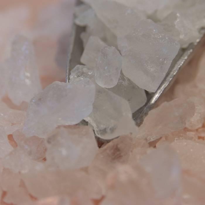 Light Belgian Rock Candi Sugar