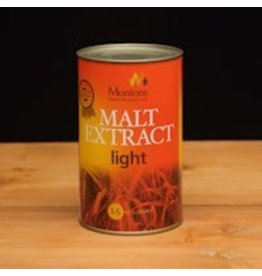 Muntons 3.3lbs Light LME Malt Extract