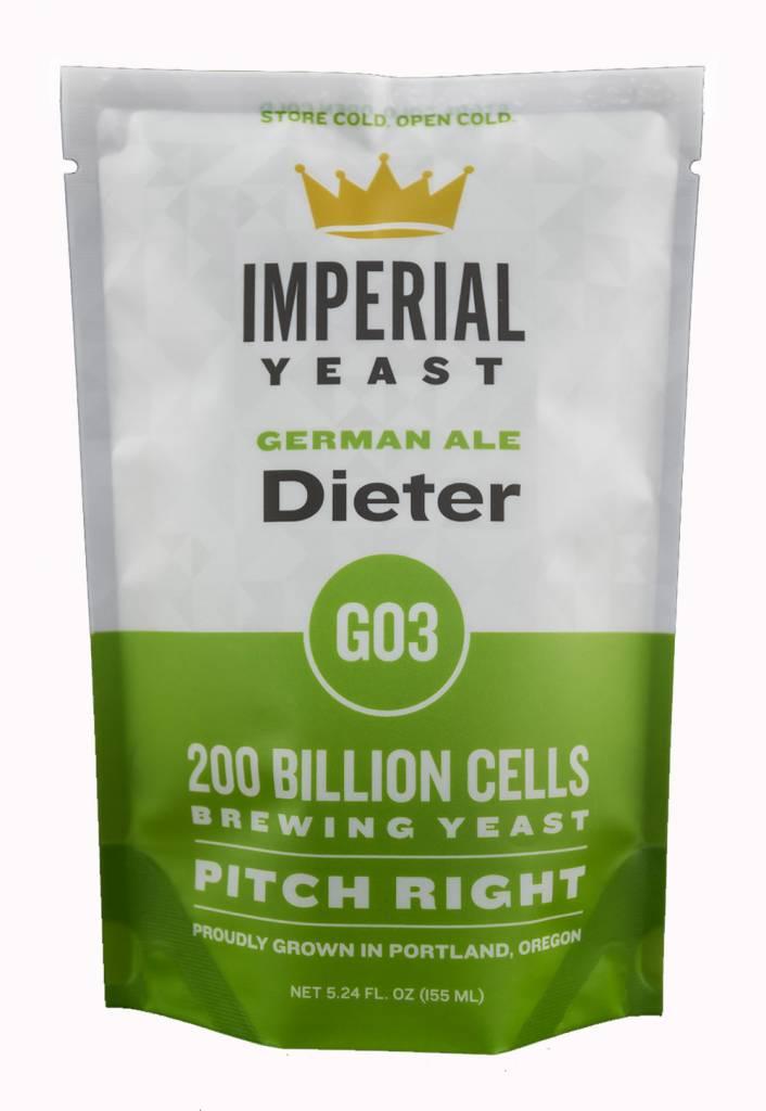 Imperial Yeast Imperial Yeast G03 - Dieter