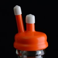 Orange Carboy Cap 5 & 6 Gallon Carboy
