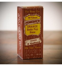 Orange Pop Soda Extract