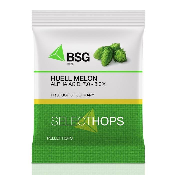 Huell Melon (GE) Pellet Hops 8oz