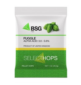 Fuggle (UK) Pellet Hops 1oz