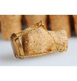 Champagne Corks & Cages (EURO Champagne Bottles)