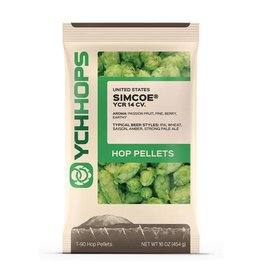 Simcoe (US) Pellet Hops 1lb