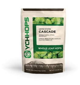 Cascade (US) Leaf Hops 1oz