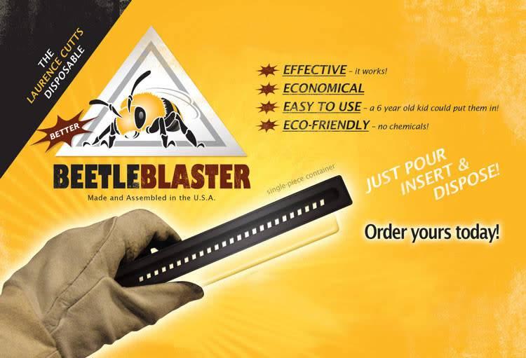 Beetle Blaster Trap