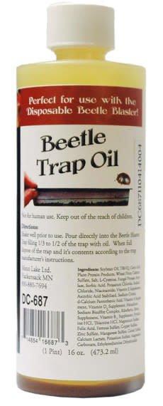 Oil for Beetle Blaster - Pint (473.12 ml)