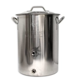 8 Gallon BB Basic Kettle w/ Two Ports