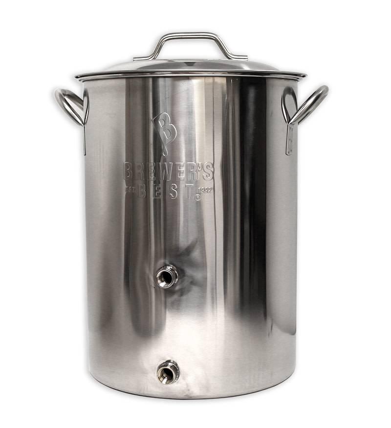 8 Gallon BB Basic Kettle w/ Two Ports