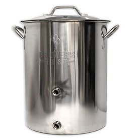 16 Gallon BB Basic Brewing Kettle w/ 2 Ports