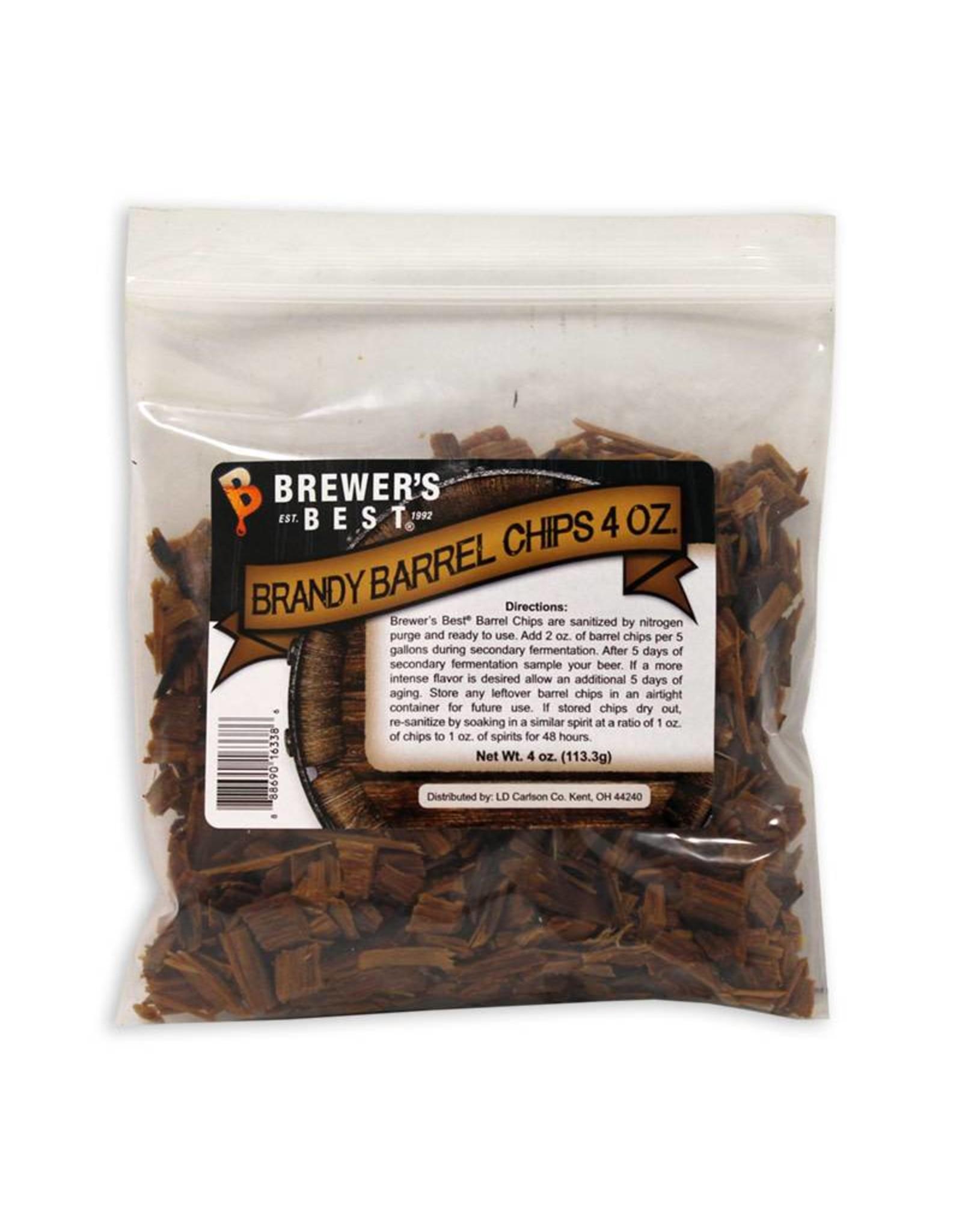 BB Brandy Barrel Chips 4 oz