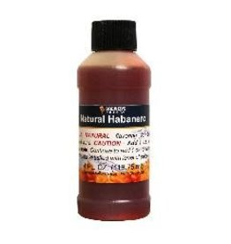 Natural Habenero Flavor Extract