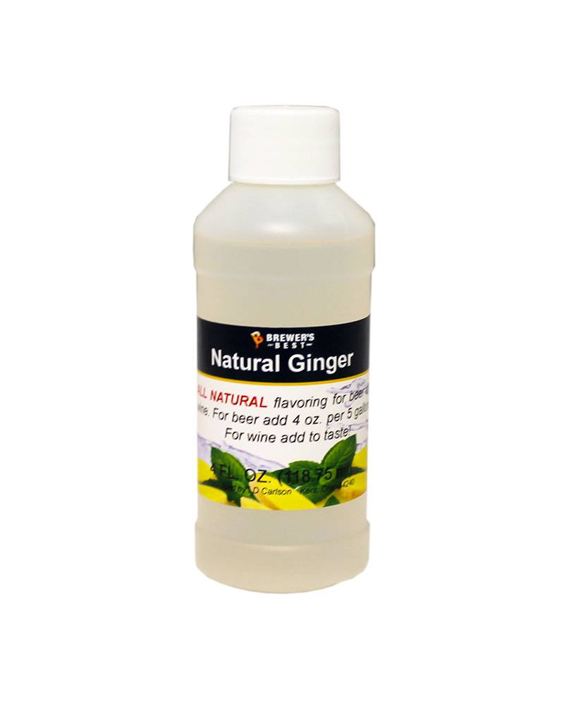 Natural Ginger Flavor Extract