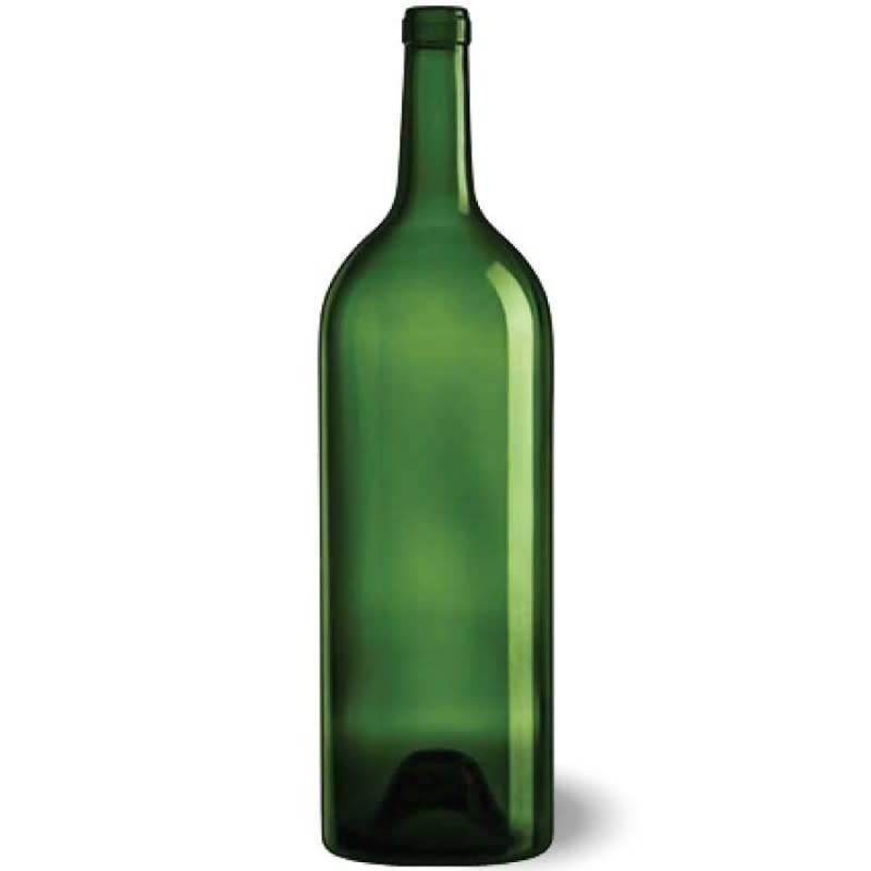 1.5L Green Wine Bottles (1500 ml)