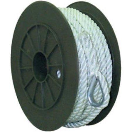 Seachoice Nylon Anchor Line 1/2' X 100
