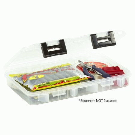 Plano 360710 ProLatch 3600 Size Stowaway Open Compartments Clear