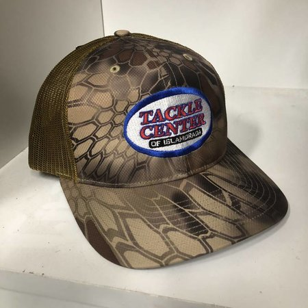 Tackle Center Brown Kryptek Hat