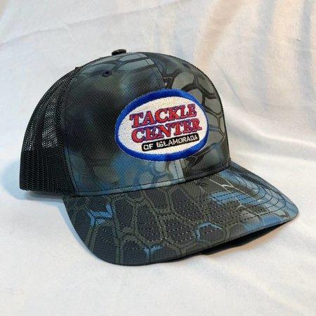 Tackle Center Black Kryptek Hat