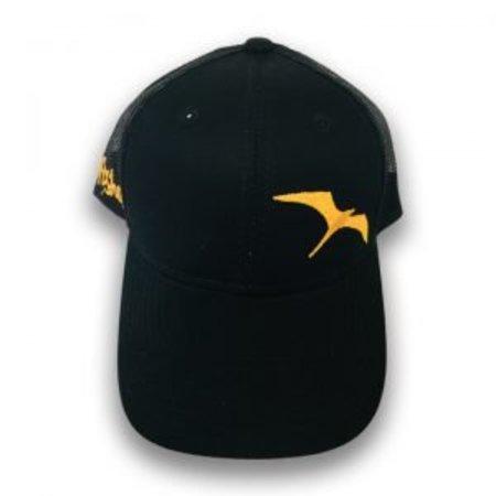 Ofishal Black Frigate Hat