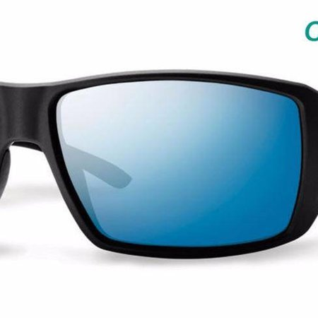 Smith Optics Guide's Choice Matte CP Blue Mirror Glass