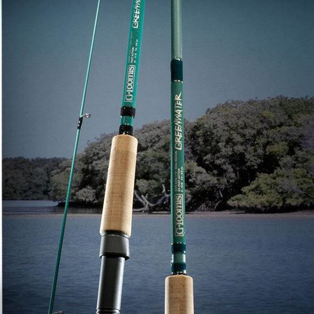 G Loomis Greenwater Spinning Rod GWPR842S 1 PC.