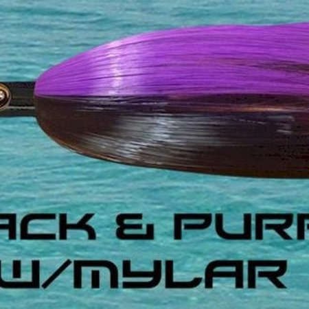 Tormentor Fishing Products Dredge Witch Blk / Purp