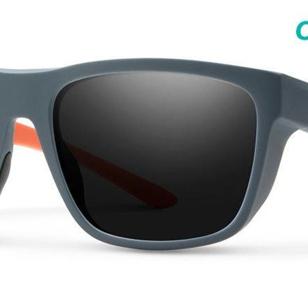 Smith Optics Barra Matte Thunder Orange CP Black