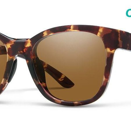 Smith Optics Caper Matte Tortoise/Pol Brown